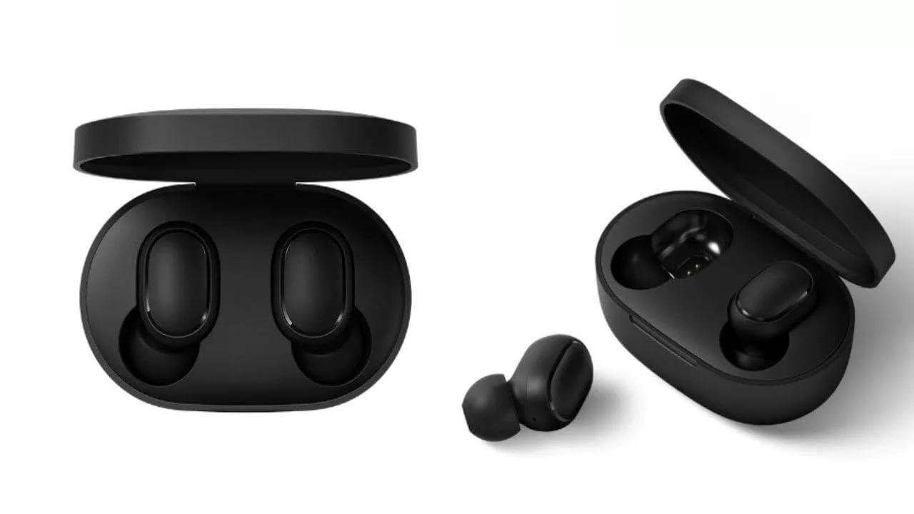 Xiaomi Redmi Airdots беспроводные наушники, черные