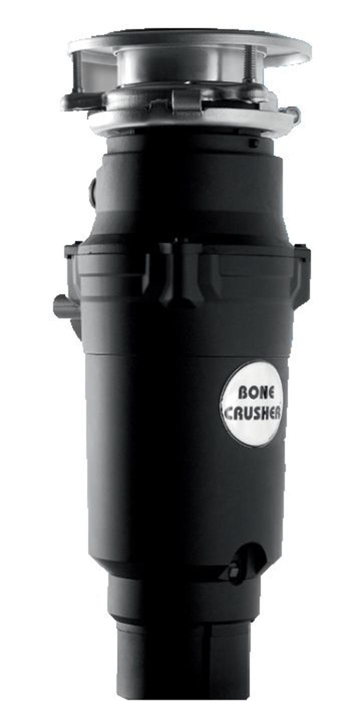 Измельчитель пищевых отходов бытовой Bone Crusher BC 910-SL Slim Line