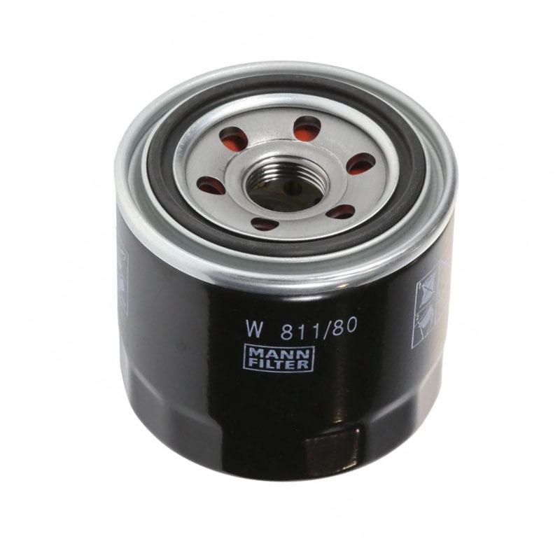 Mann W 811/80 Фильтр масляный Hyundai, Kia