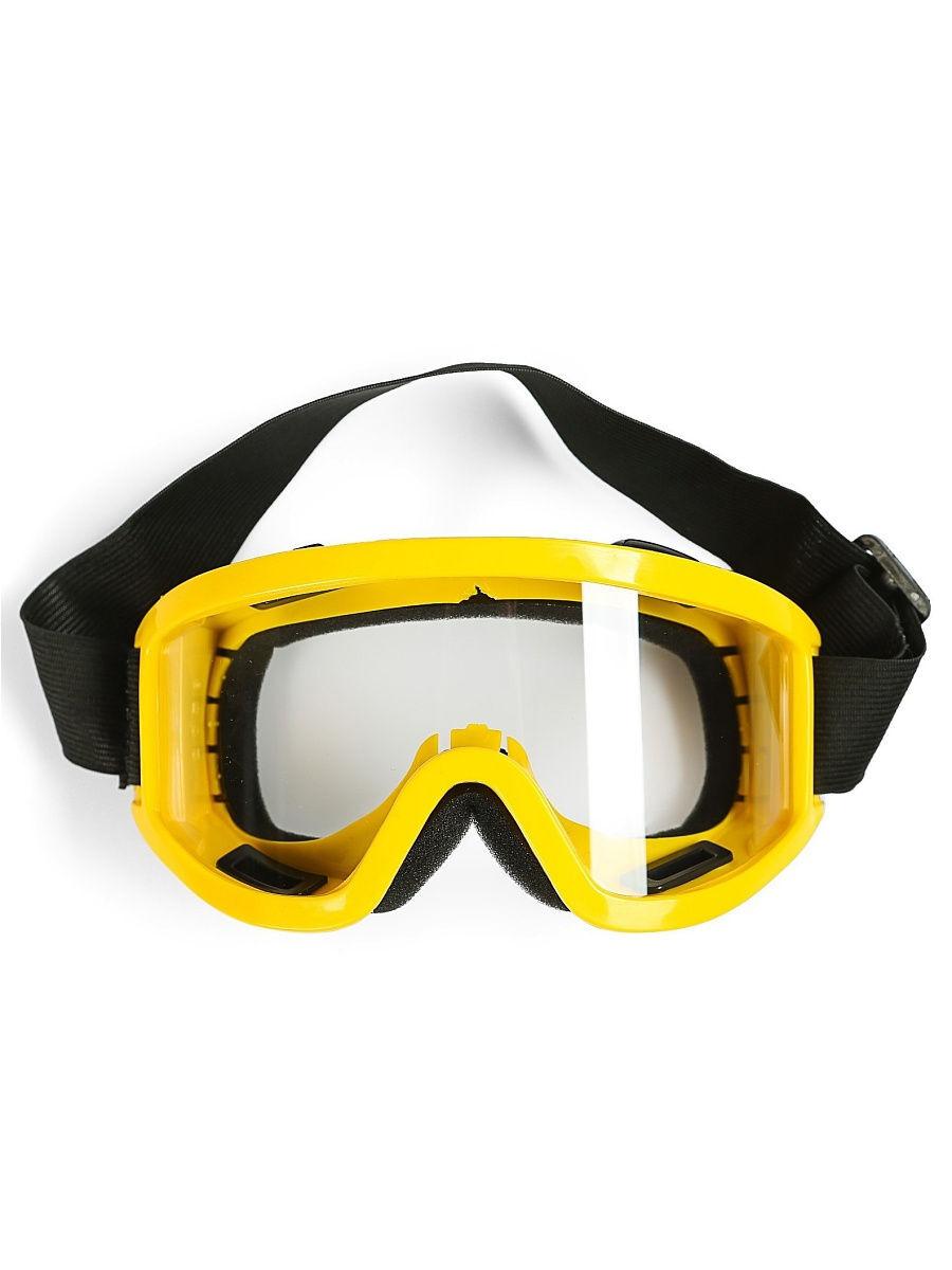 Маска горнолыжная Bradli для мото/вело и экстримальных видов спорта