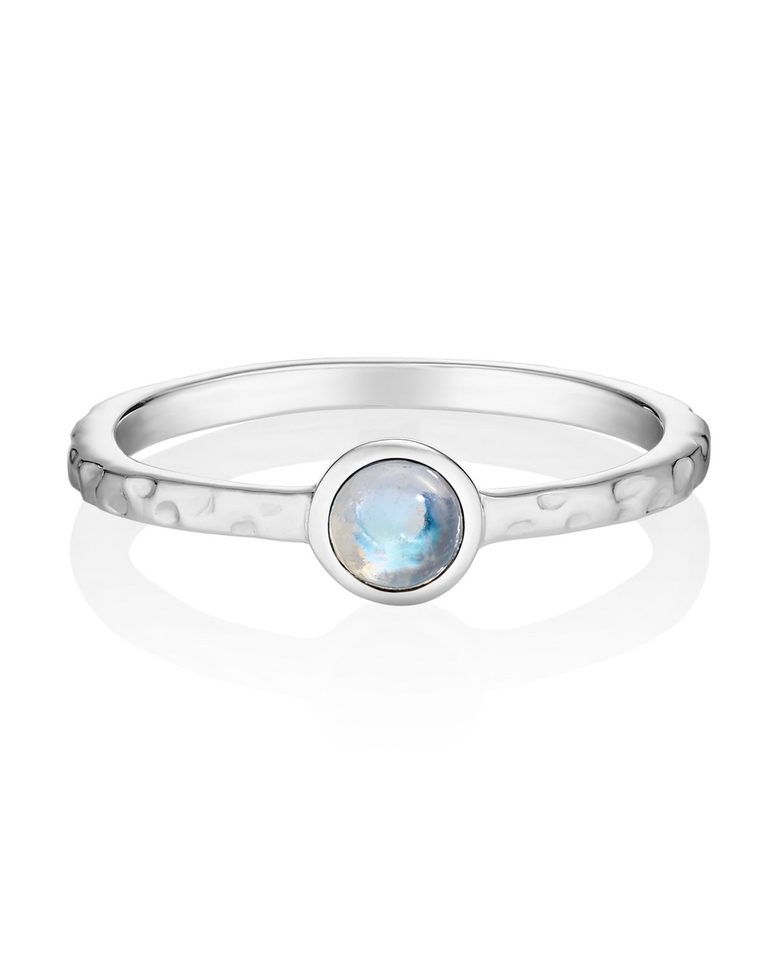 ALOHA GAIA Кольцо BETA - Лунный камень