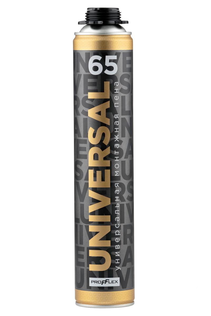 Профессиональная монтажная пена PROFFLEX PRO UNIVERSAL 65 65 мл #1