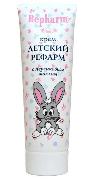 Repharm Крем детский с персиковым маслом, 50 г #1