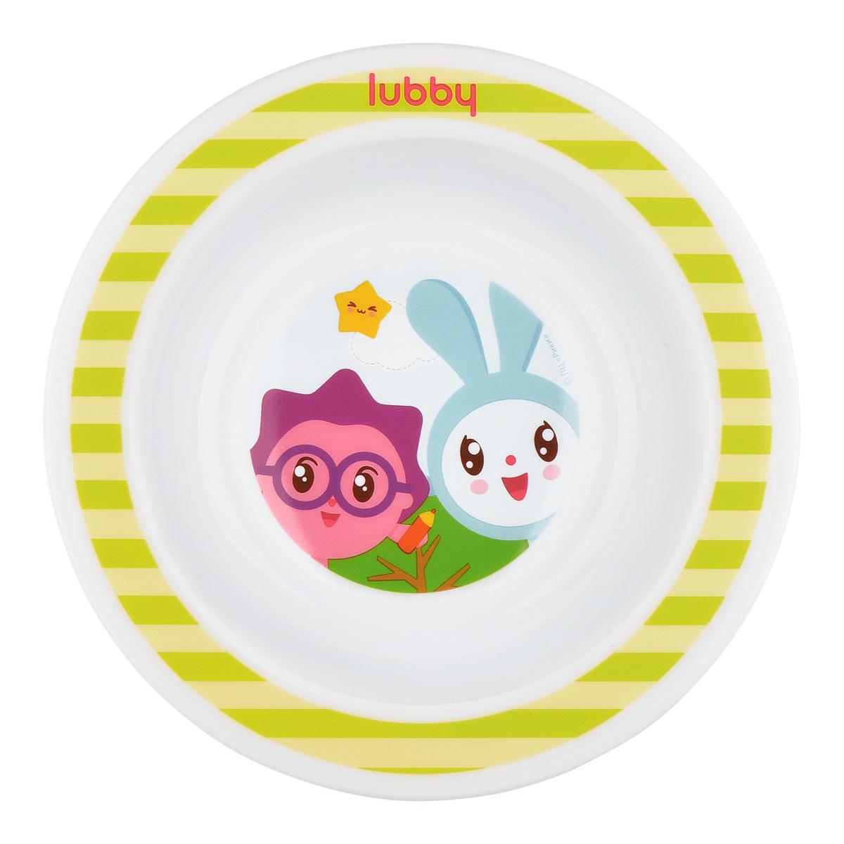 LUBBY  Тарелка детская 200 мл #1