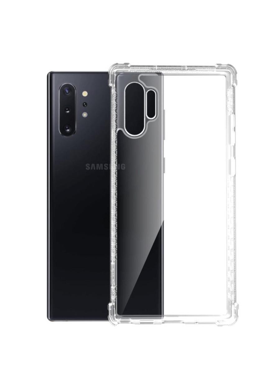 Чехол для Samsung Galaxy Note 10 X-ONE DropGuard PRO Кристально Прозрачный Противоударный  #1