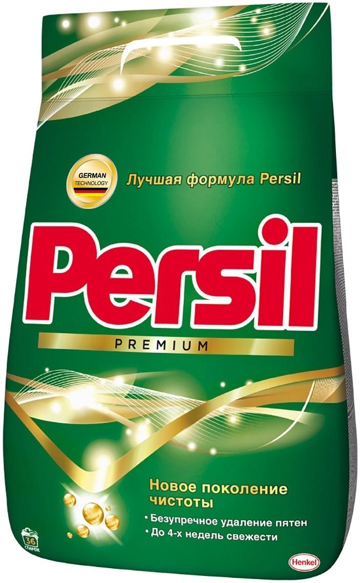 Стиральный порошок Persil Premium, 4,86 кг #1