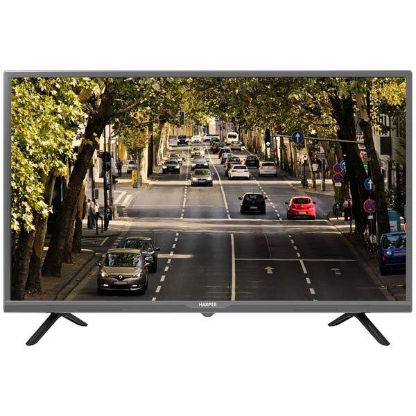 """Телевизор Harper 28R6752T 28"""", серый #1"""