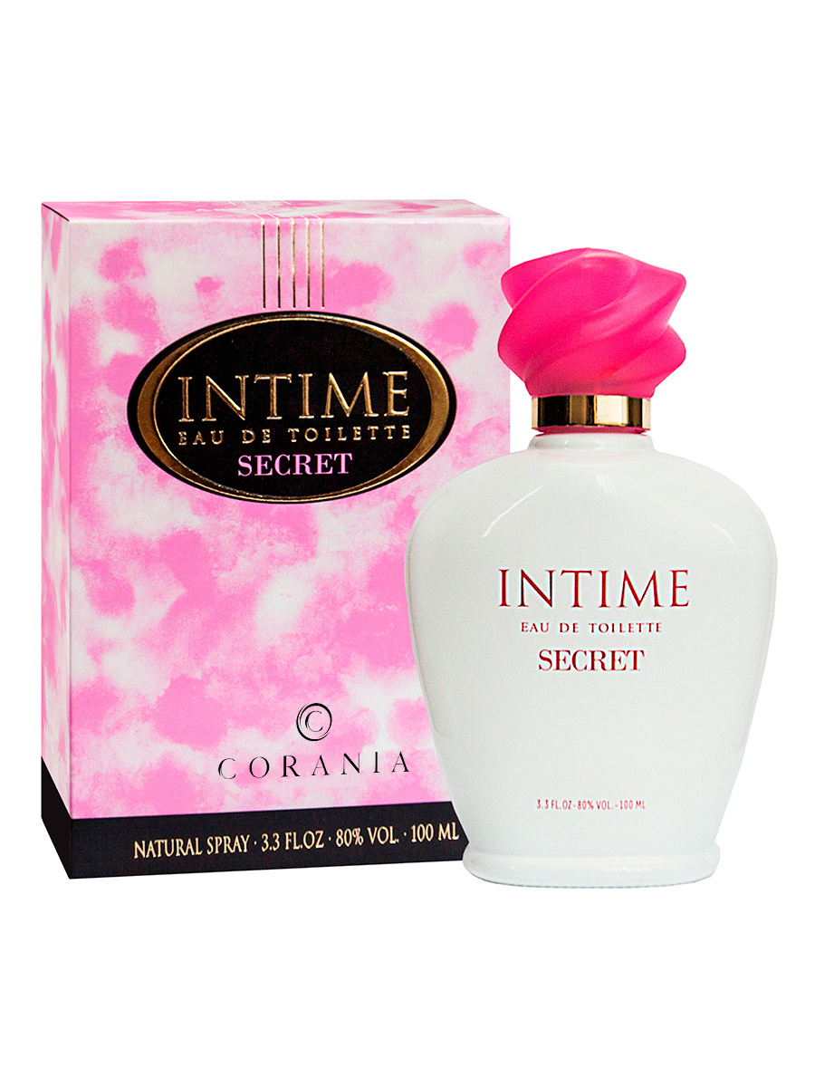 Corania Intime Secret Туалетная вода 100 мл #1