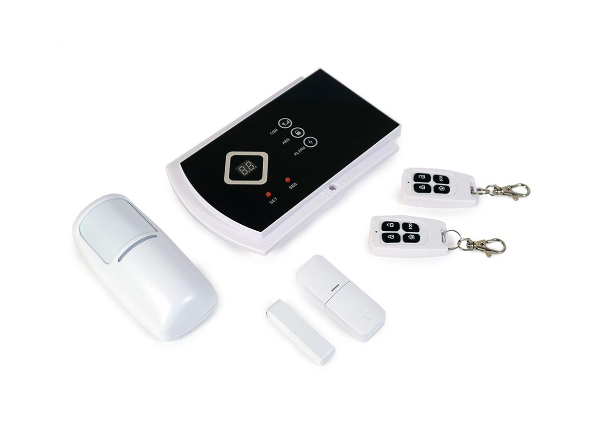 Беспроводная GSM сигнализация для дачи - Страж Sparta-601F  #1