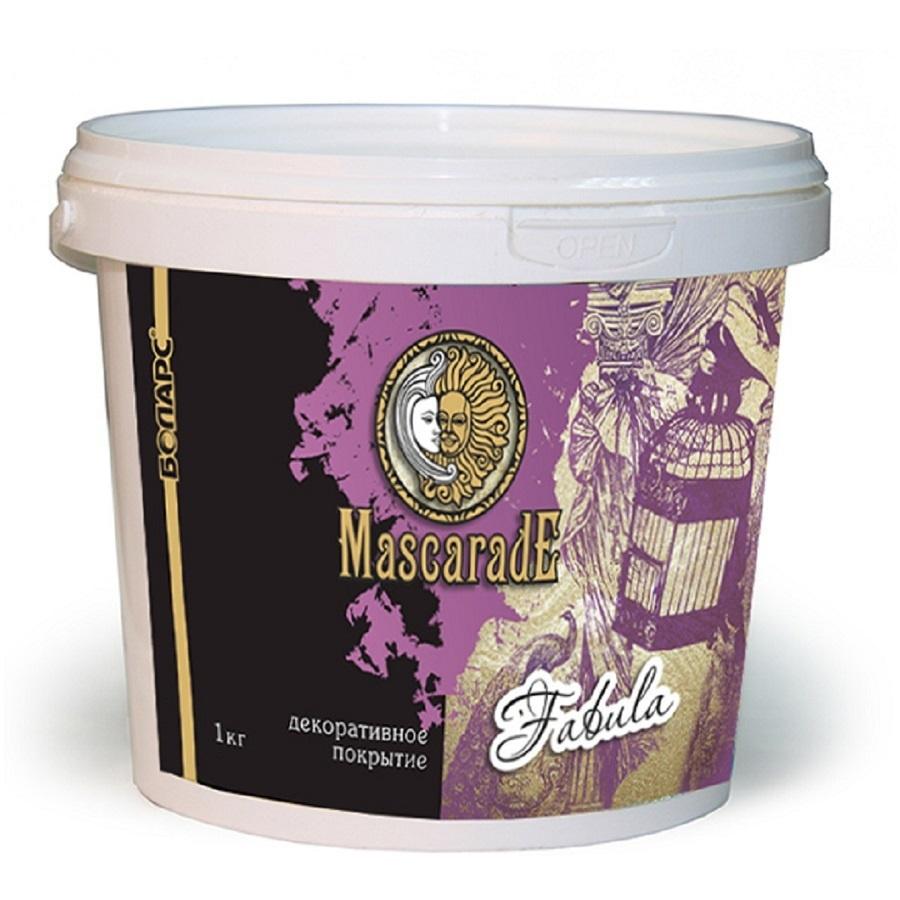 Декоративная штукатурка Mascarade Fabula, серебристый #1