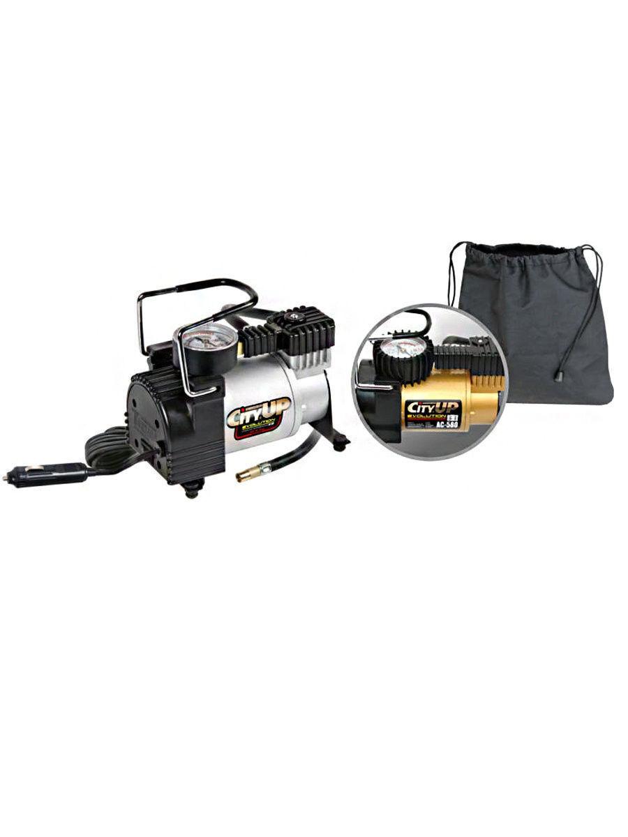 Компрессор автомобильный CityUP AС-580 Evolution, 35/лмин  #1