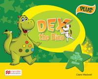 Dex the Dino Pupil's Book Pack Plus   Medwell Claire. Раннее обучение