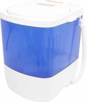 Стиральная машина Волтера Принцесса ВТ-СМ1RU, голубой, белый