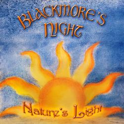 Audio CD BLACKMORE'S NIGHT. Nature's Light. BLACKMORE'S NIGHT
