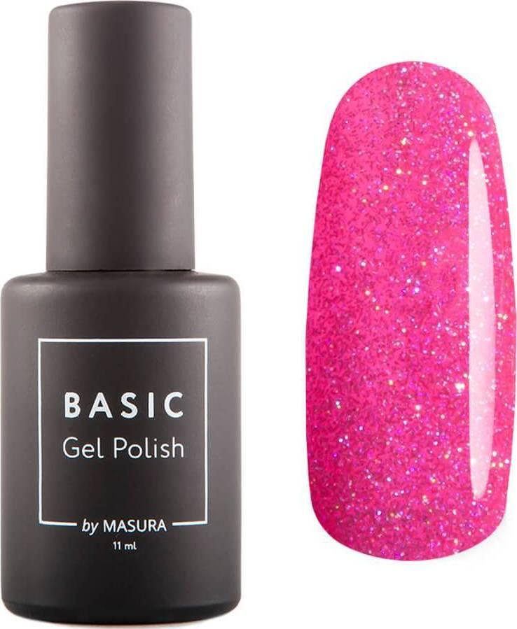 Гель-лак Masura Basic Абсолютно Розовый, 11 мл
