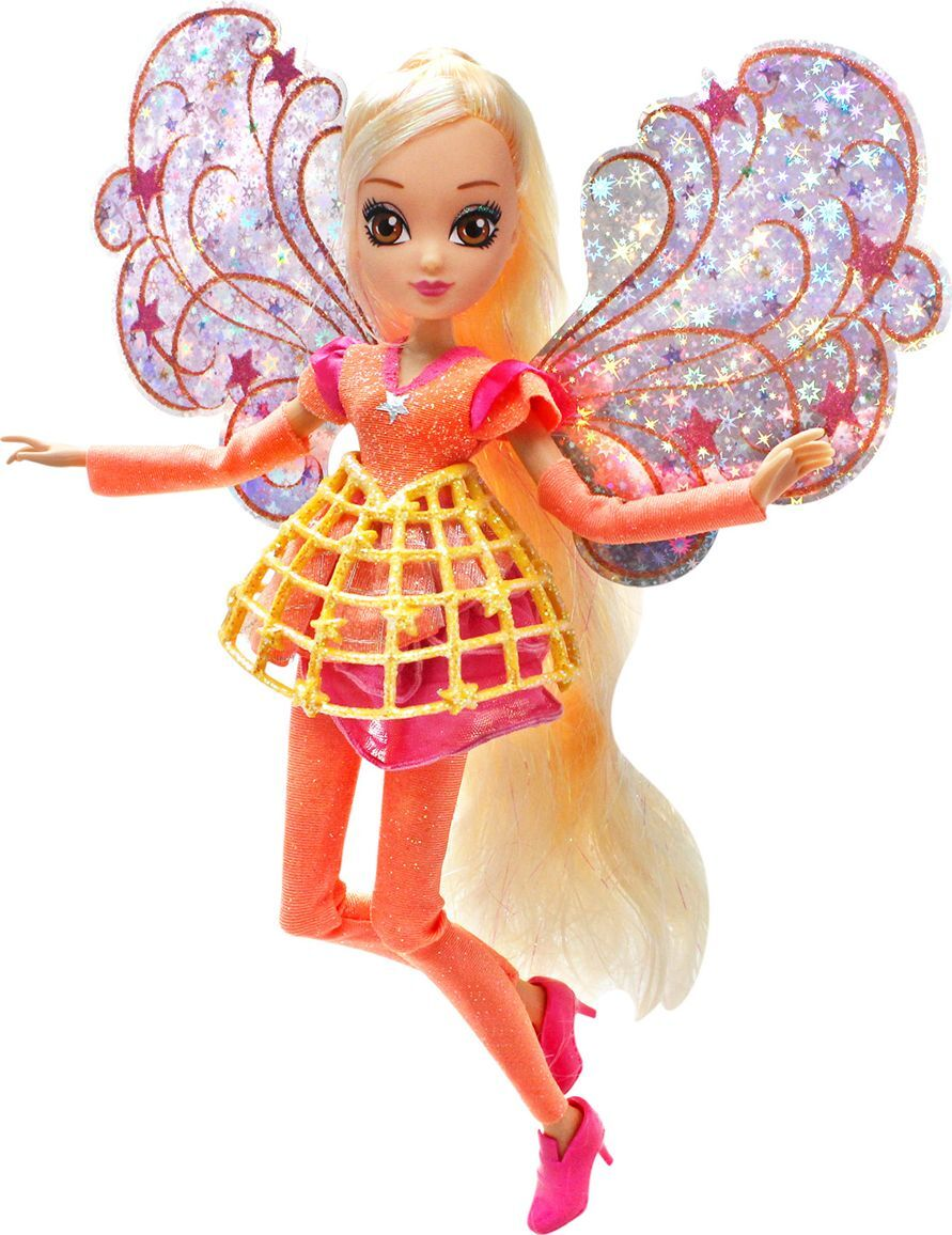 Кукла Winx Club Космикс Стелла