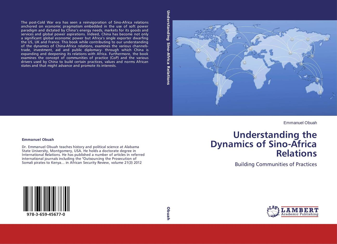 Emmanuel Obuah Understanding the Dynamics of Sino-Africa Relations g anderson e designated drivers how china plans to dominate the global auto industry