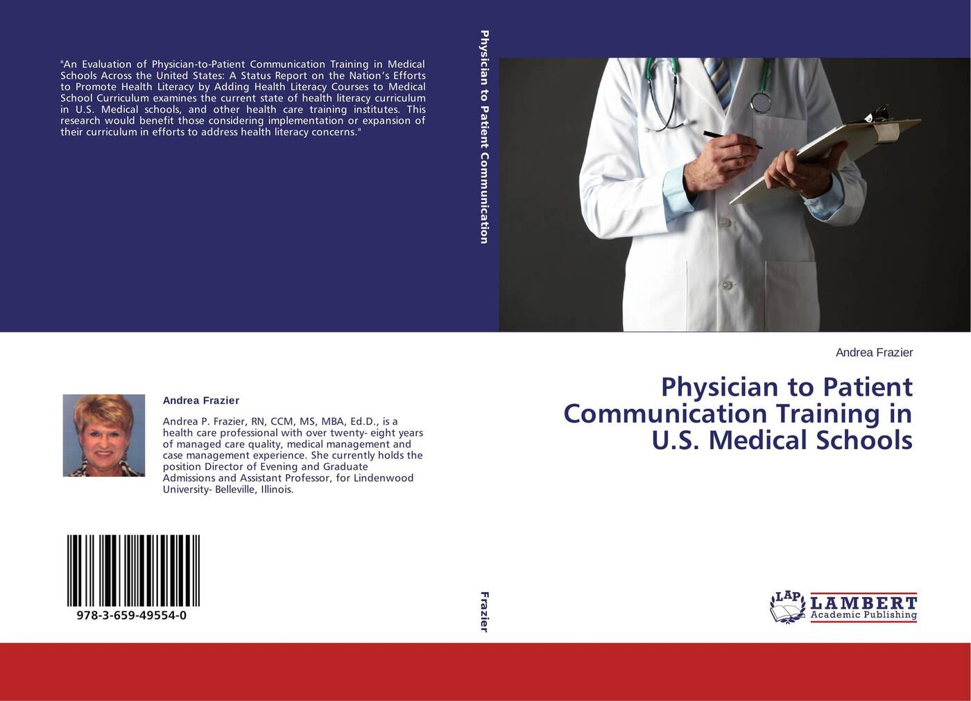 лучшая цена Andrea Frazier Physician to Patient Communication Training in U.S. Medical Schools
