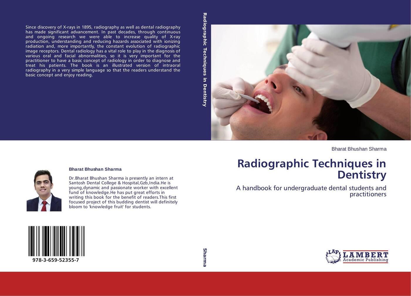 купить Bharat Bhushan Sharma Radiographic Techniques in Dentistry по цене 3564 рублей