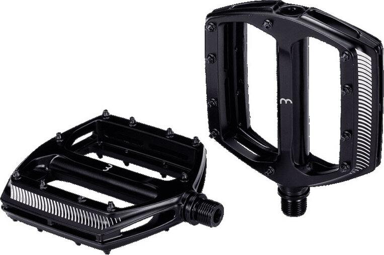 Педали BBB CoolRide, цвет: матовый черный. BPD-36