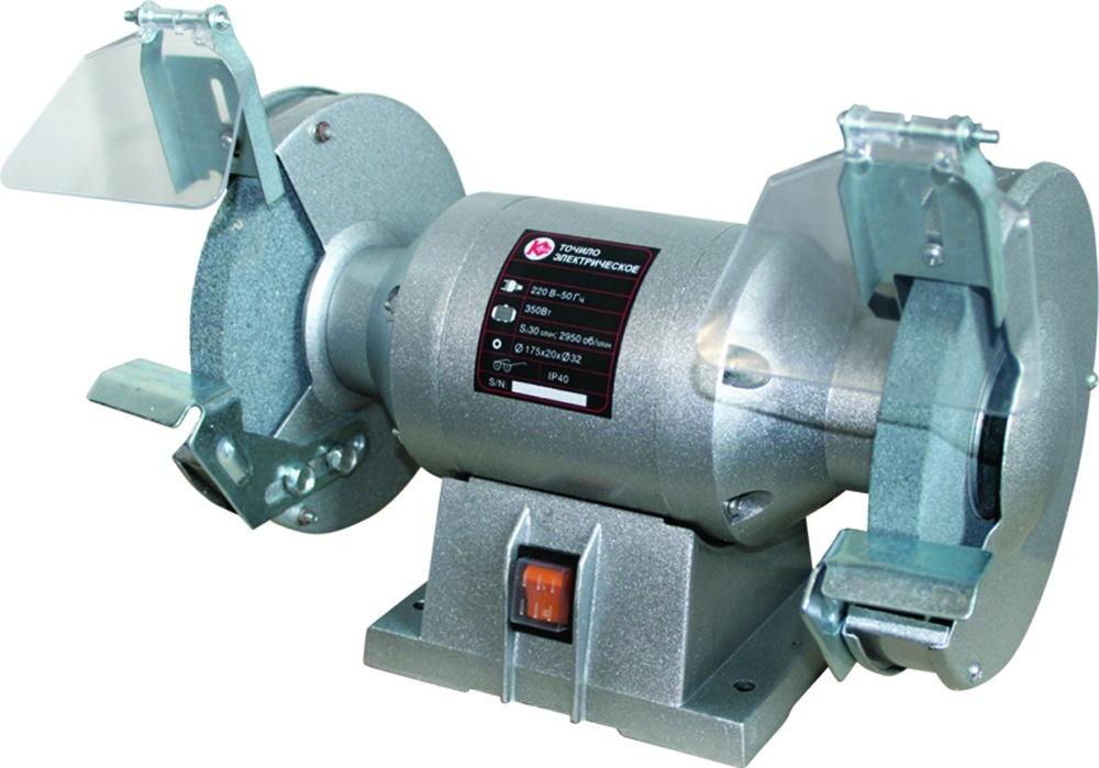 Точило электрическое Калибр ТЭ-175/400 точильный станок калибр тэ 175 400 00000045639