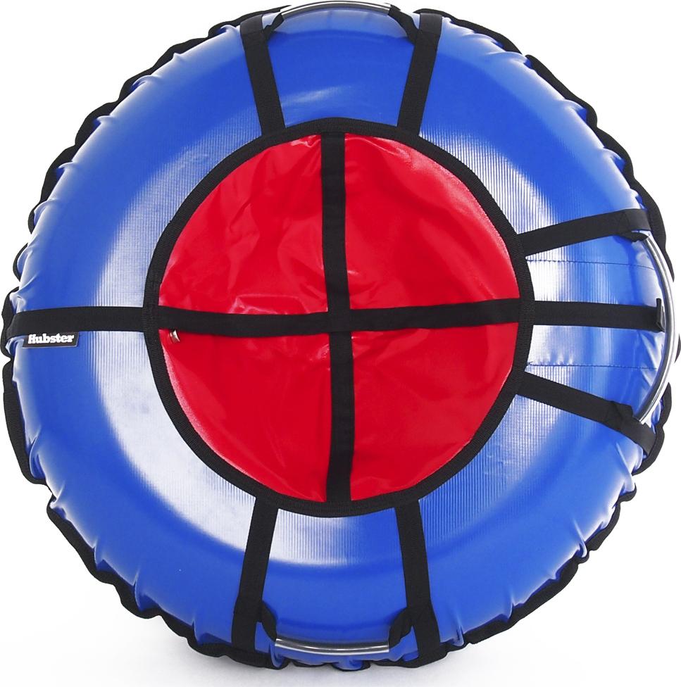 цена на Тюбинг Hubster Ринг Pro синий-красный (90см)