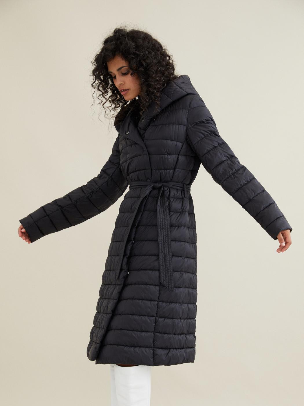 Стеганое пальто картинки