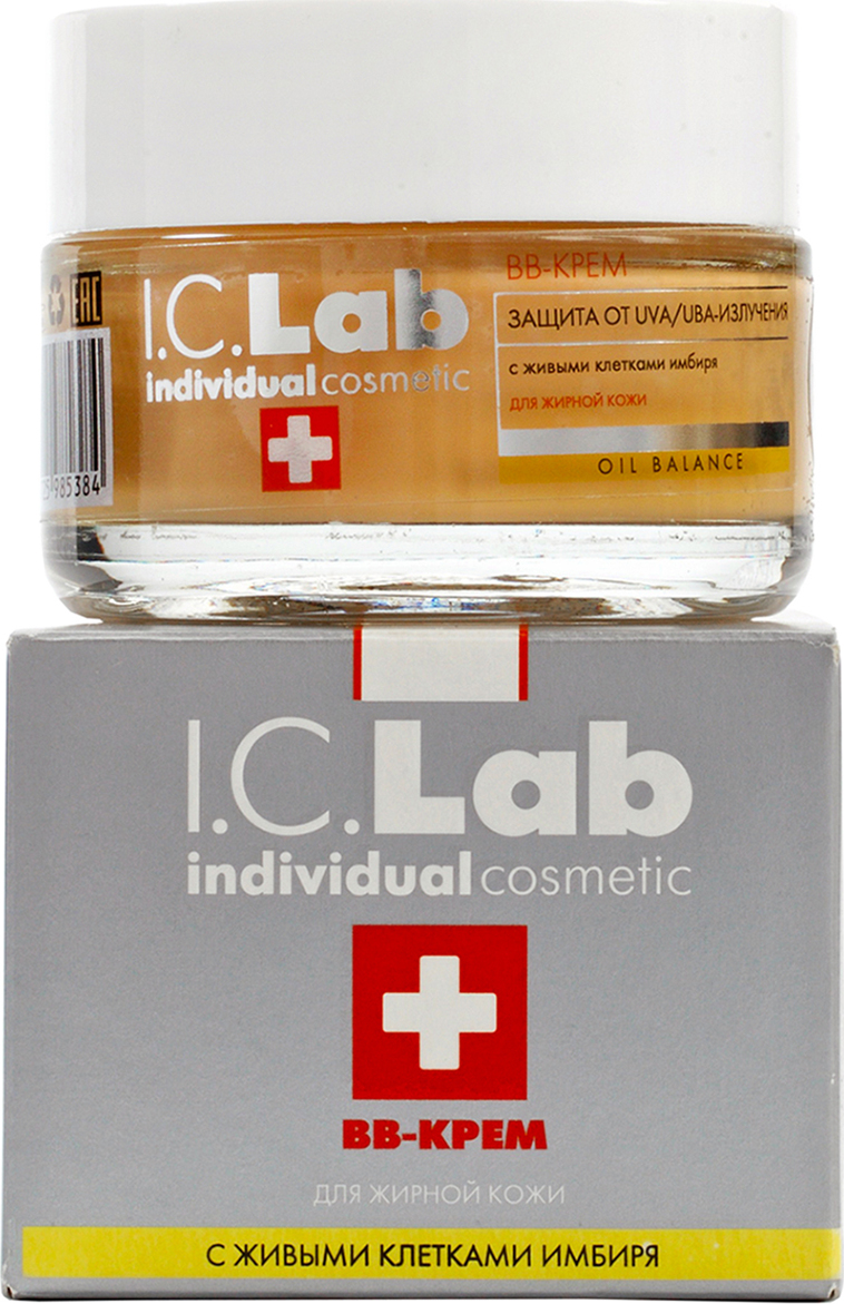 вв-крем для ухода за жирной кожей лица I. C. Lab Individual cosmetic I.C.Lab Individual cosmetic