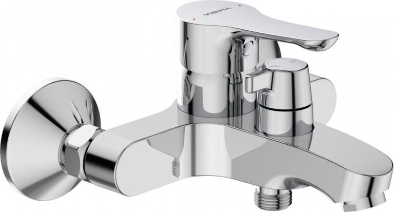 Смеситель VIDIMA Wave BA416AA для ванны