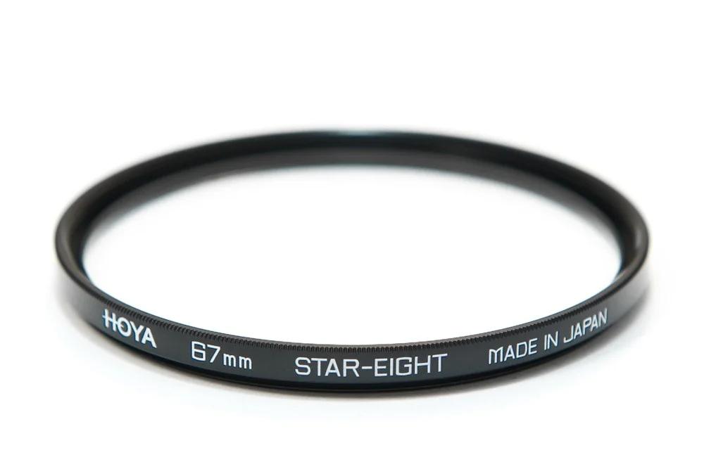 Светофильтр HOYA STAR-EIGHT 67