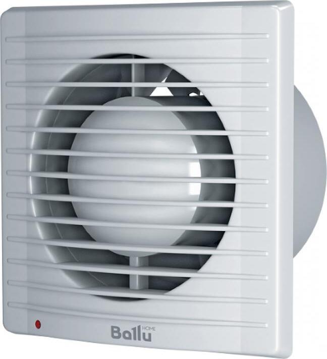 Встраиваемый вентилятор Ballu GREEN ENERGY GE-100 Рассматриваемый модель также славится наличием пружинного обратного...