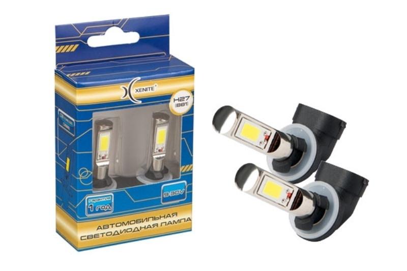 Автомобильная светодиодная лампа XENITE H27 881 COB