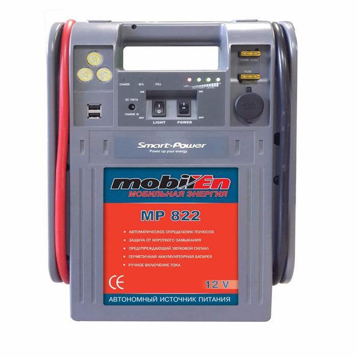 MP 822  источник питания и пусковое устройство