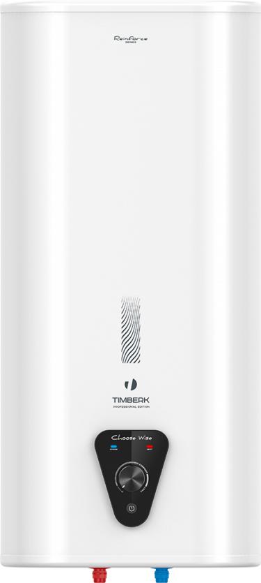 Водонагреватель накопительный электрический Timberk SWH FSK1 30 V, белый