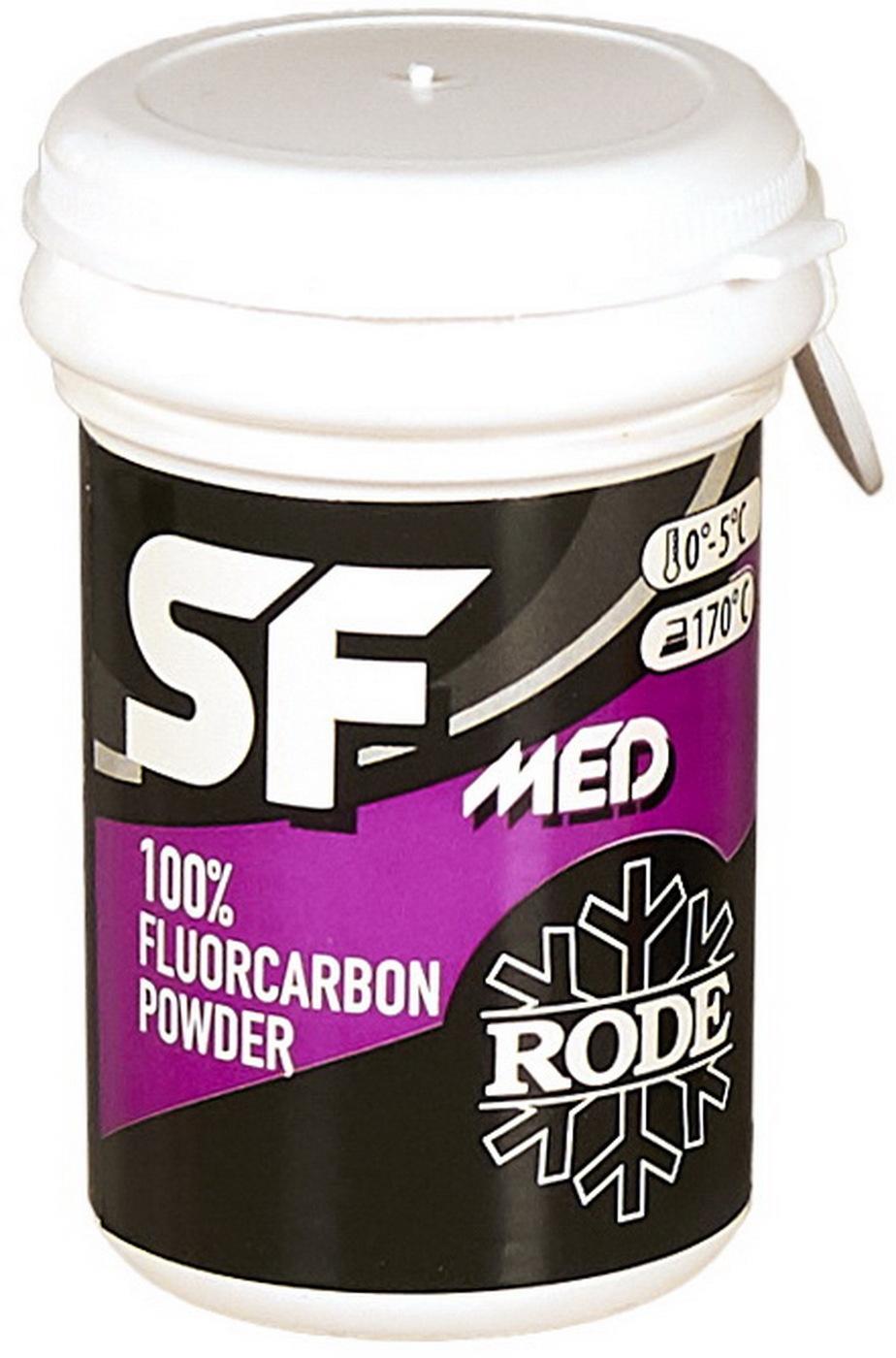 Фторовый порошок Rode Super Fluor Powder Med, 0°...- 5°С, SFM, 30 г