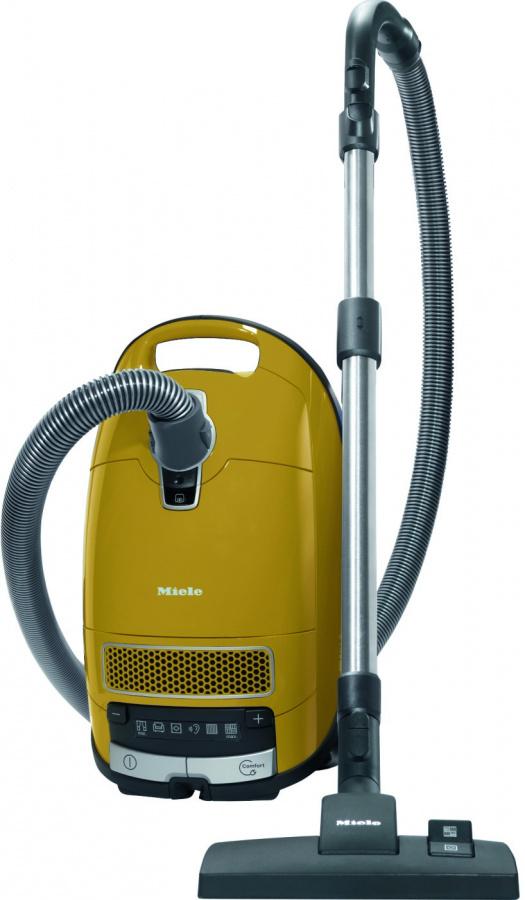 Бытовой пылесос Miele SGFA3 Complete C3, желтый