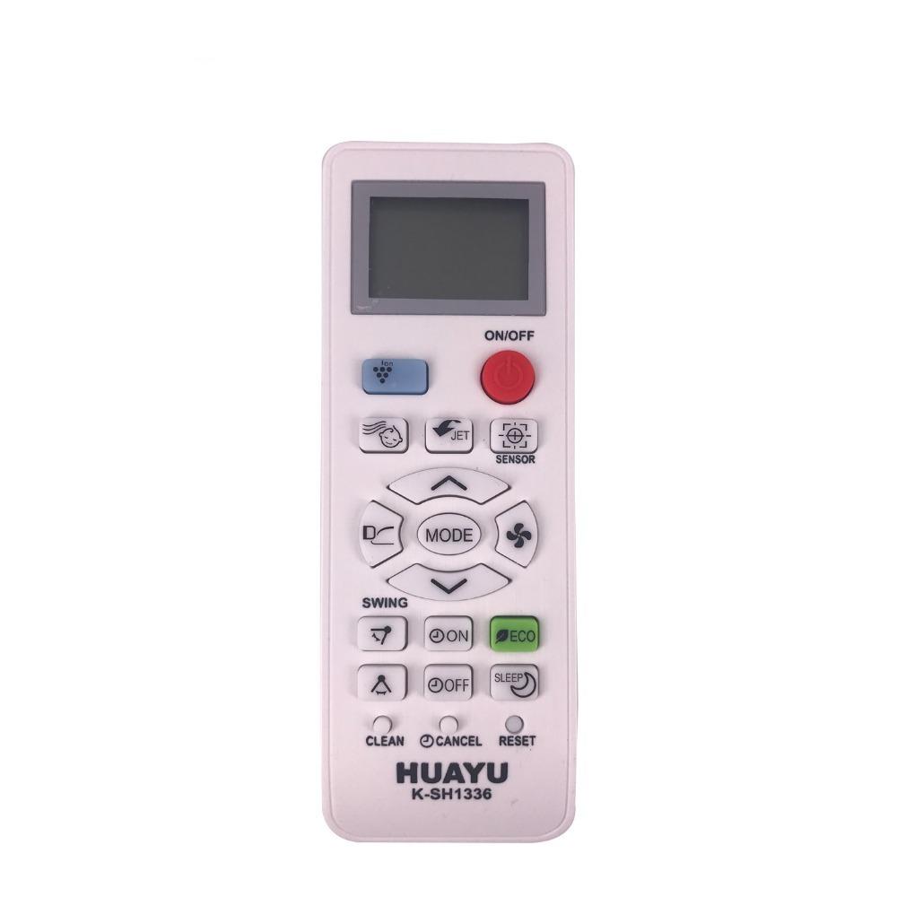 Пульт универсальный Huayu K-SH1336 для кондиционеров SHARP