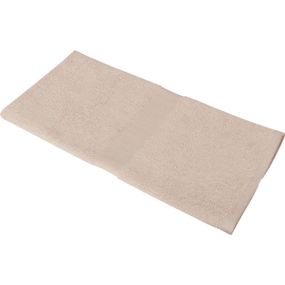 Полотенце махровое Soft Me Medium, бежевое