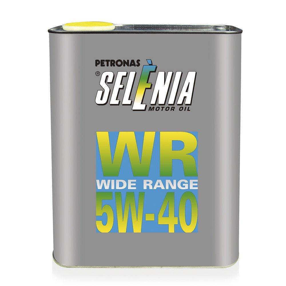 Масло моторное синтетическое Petronas Selenia WR 5W-40 (2л)