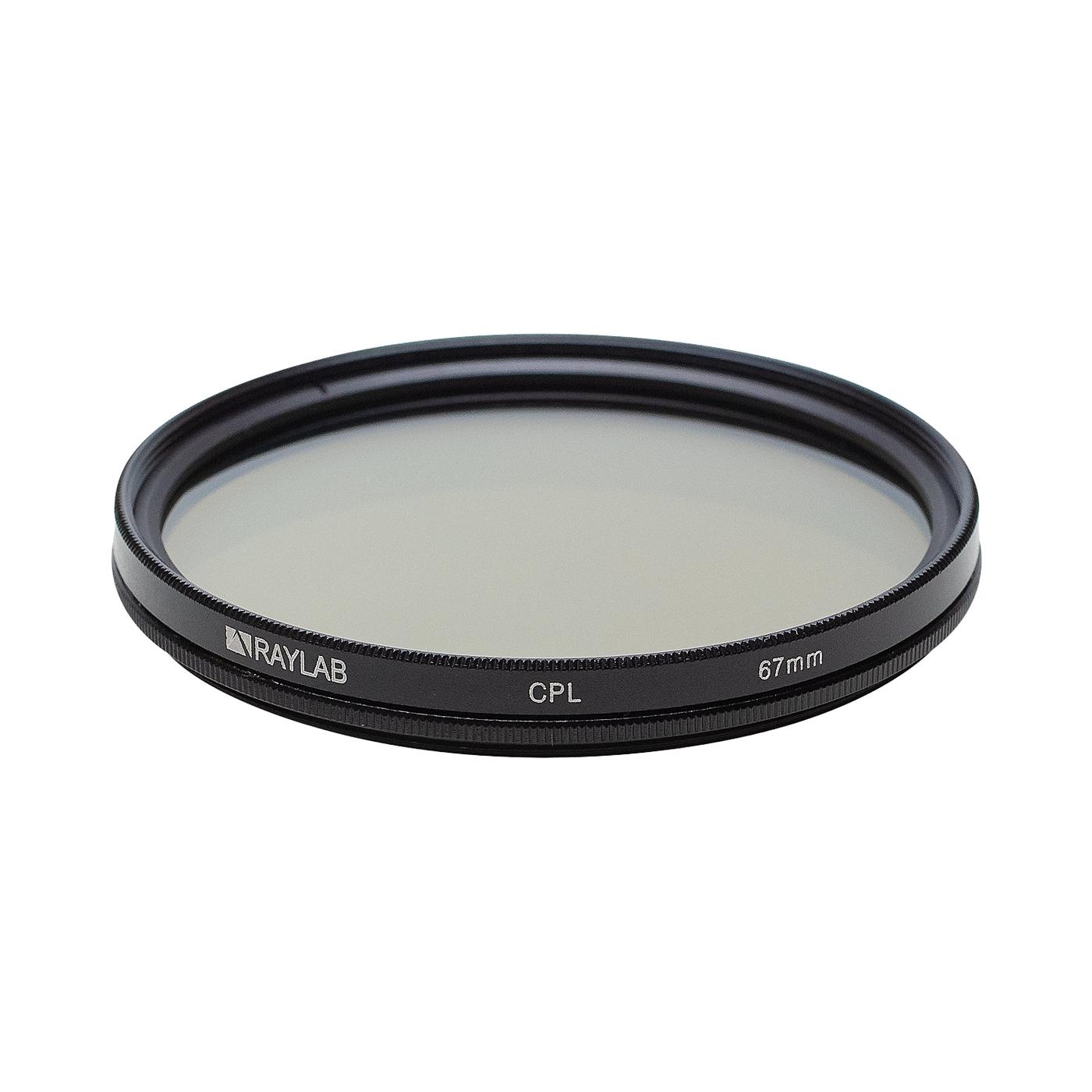 Фильтр поляризационный RayLab CPL 67mm