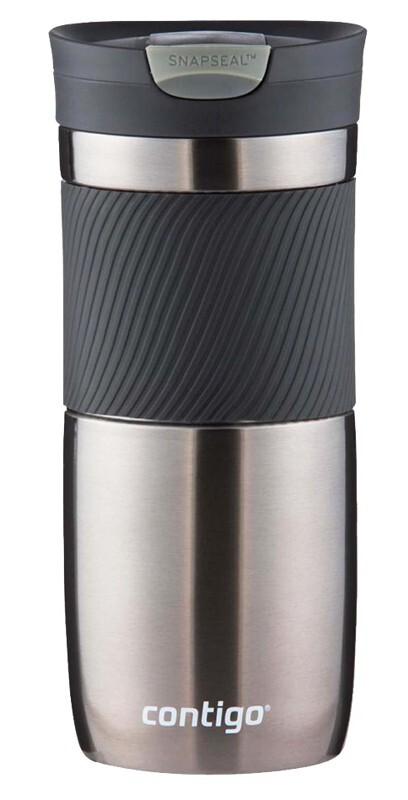 Термокружка Contigo Byron (0,72 литра), серая (contigo0625)