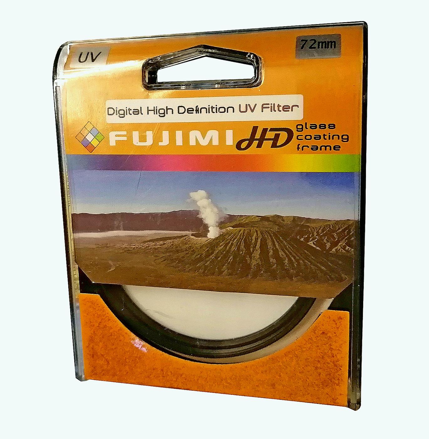 Светофильтр Fujimi UV dHD 72мм