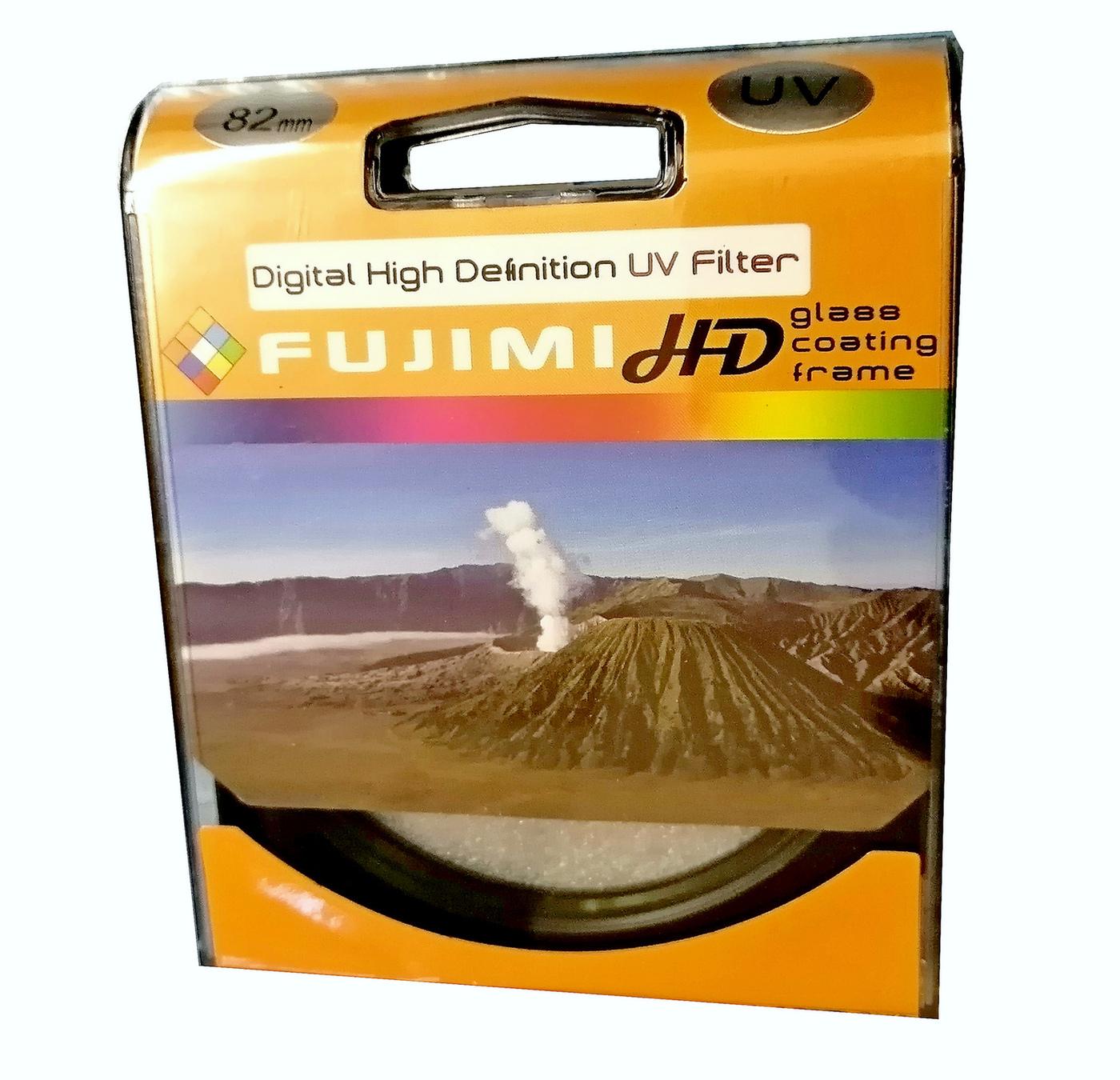 Светофильтр Fujimi UV dHD 82мм