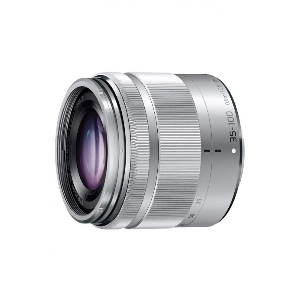 Lumix Panasonic telephoto zoom lens Micro Four Thirds G VARIO 35-100mm / F4.0-5.6 ASPH./MEGA O.I.S.