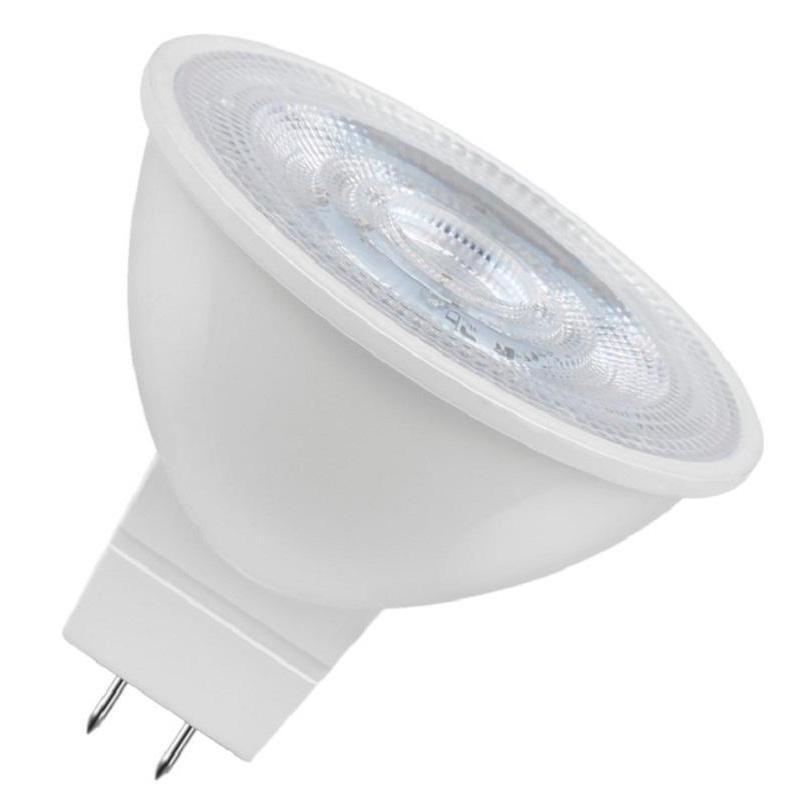 Лампочка Osram LED, Нейтральный свет, GU5.3, 7 Вт