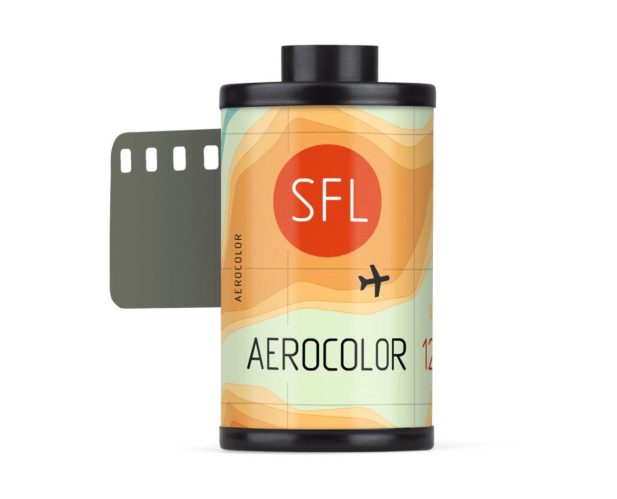 фотопленка sfl kodak a-color 125 (135/24) цветная негативная в кассете