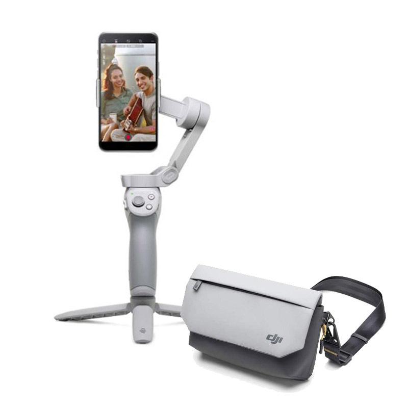 экшн-камера dji osmo mobile 4 combo с сумкой