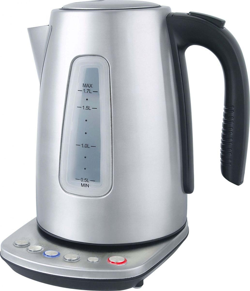Электрический чайник Gemlux GL-EK7720, серебристый #1