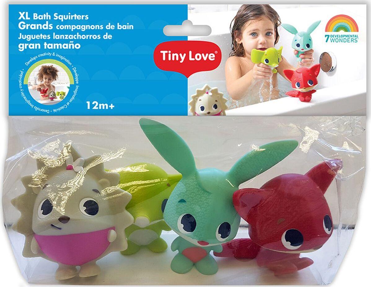 Развивающая игрушка Tiny Love Набор пищалок для ванны, 1650400458  #1