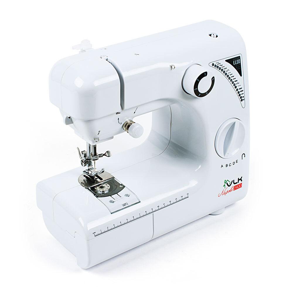 Швейная машина VLK Napoli 2400, 19 видов строчки #1